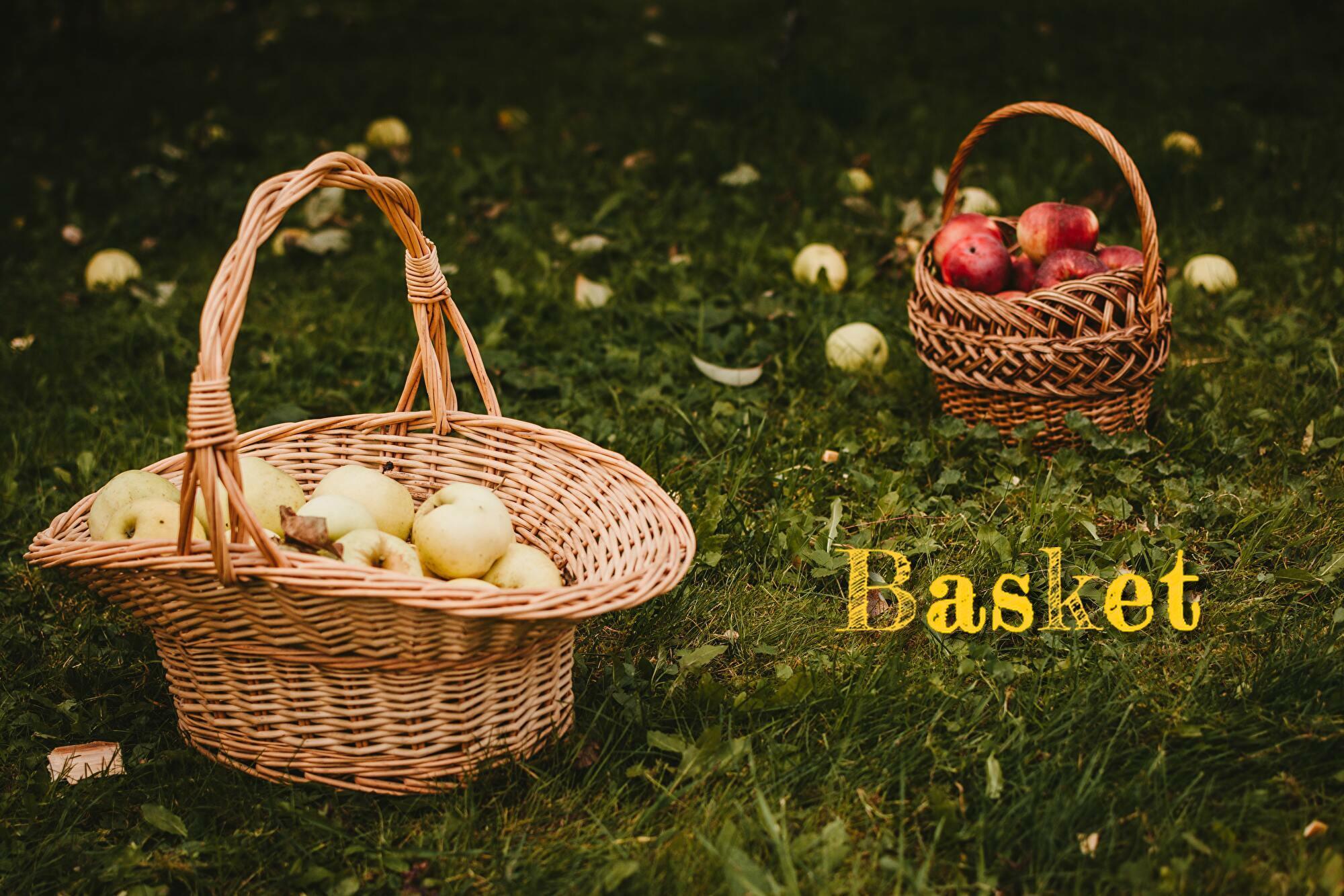 バスケット、かご
