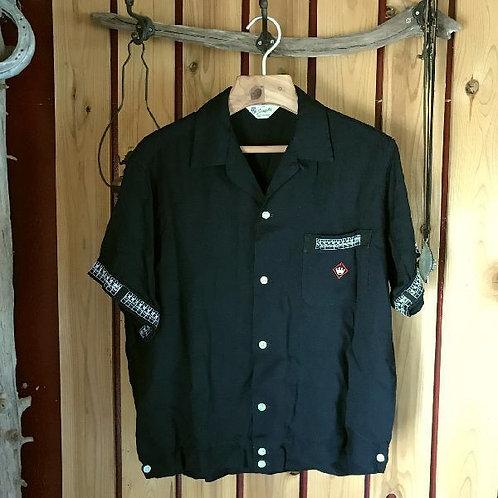 60-70's スウィングスター ボウリングシャツ