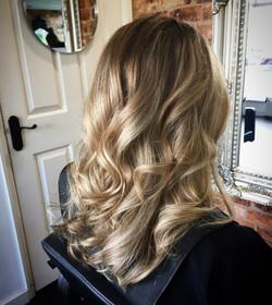 dark to blonde hair by colour hair experts