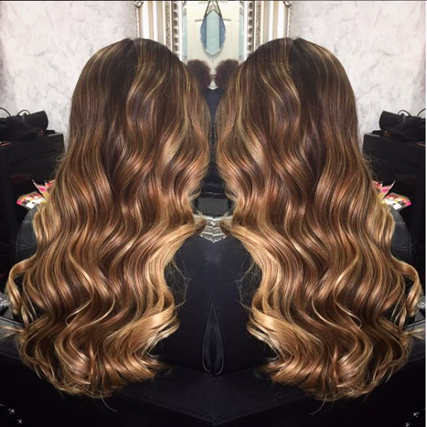 balayage colour hair experts