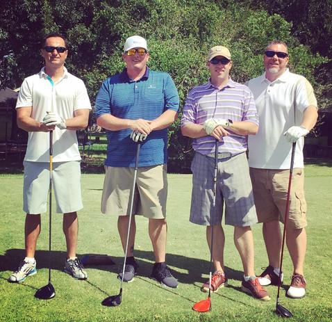 Satterwhite and golfers.jpg
