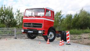 Mercedes Benz 1632 LP