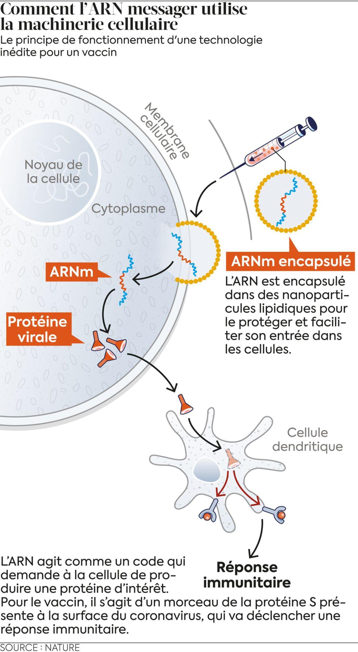 Vaccin à ARNm