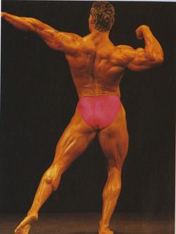 Musculature humaine