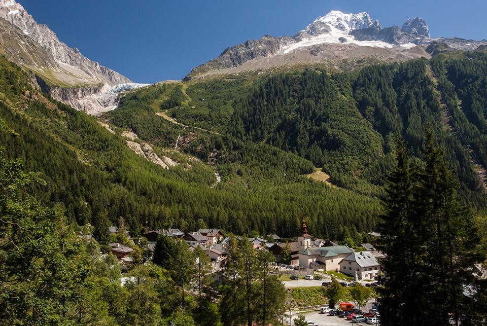 Glacier d'Argentière (Chamonix-Mont Blan