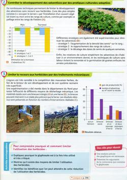 Activité 7 gestion des mauvaises herbes