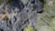 Grazac, escalade, Haute Loire, lycée Léonard de Vinci, Auvergne