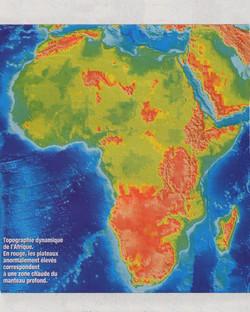 Tomographie Afrique