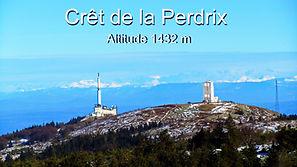 Crêt de la Perdrix, Crêt de l'Oeillon, Pilat, Loire, Rhône-Alpes