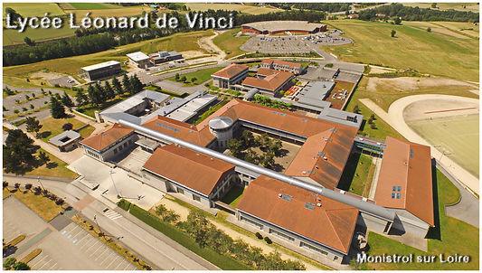 Lycée Léonard de Vinci, Monistrol sur Loire, enseignement secondaire, portes ouvertes