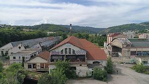 Urbex Unieux industrie loire Rhône Alpes GMprod
