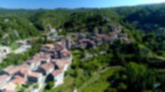 Rupit village médiéval Espagne catalunya catalogne catalonia