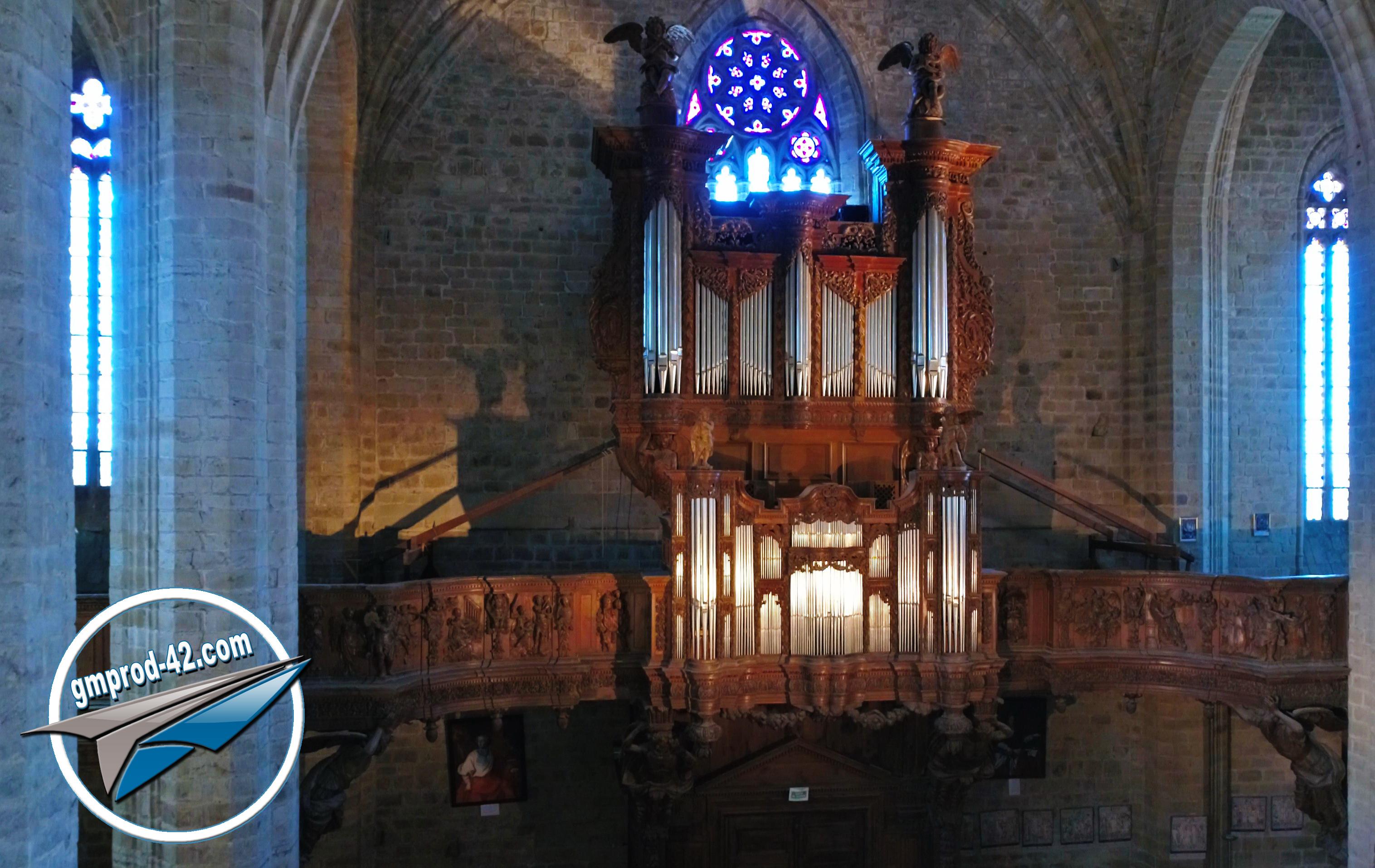 Abbaye (orgue)