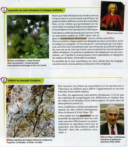 ACT 8 Notion d'espèce (1)