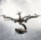 gmprog matériel drone caméra images aériennes