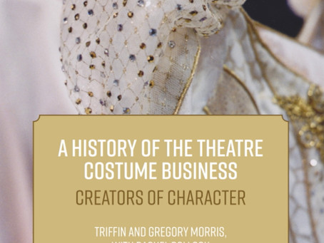 Pre-order our book! Creators of Character