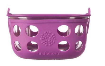 Lifefactory Glas-Behälter, Lebensmittelaufbewahrung 950 ml ... | {Lebensmittelaufbewahrung 60}
