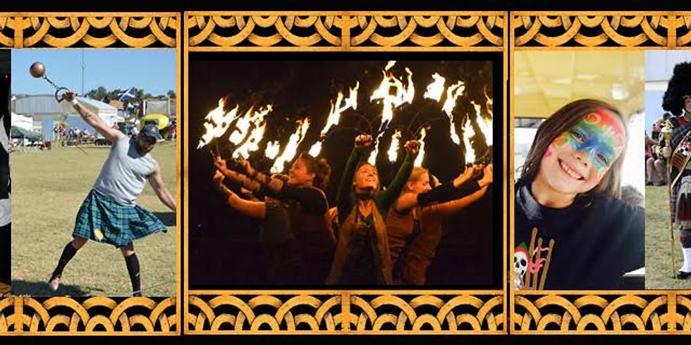 Tucson Celtic Festival and Highland Games