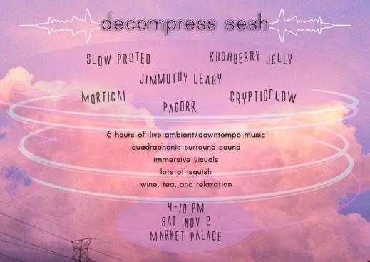 Decompress Sesh