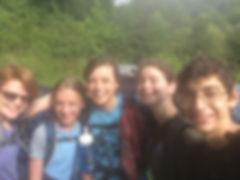 Nature Camps Teen Adventue Program