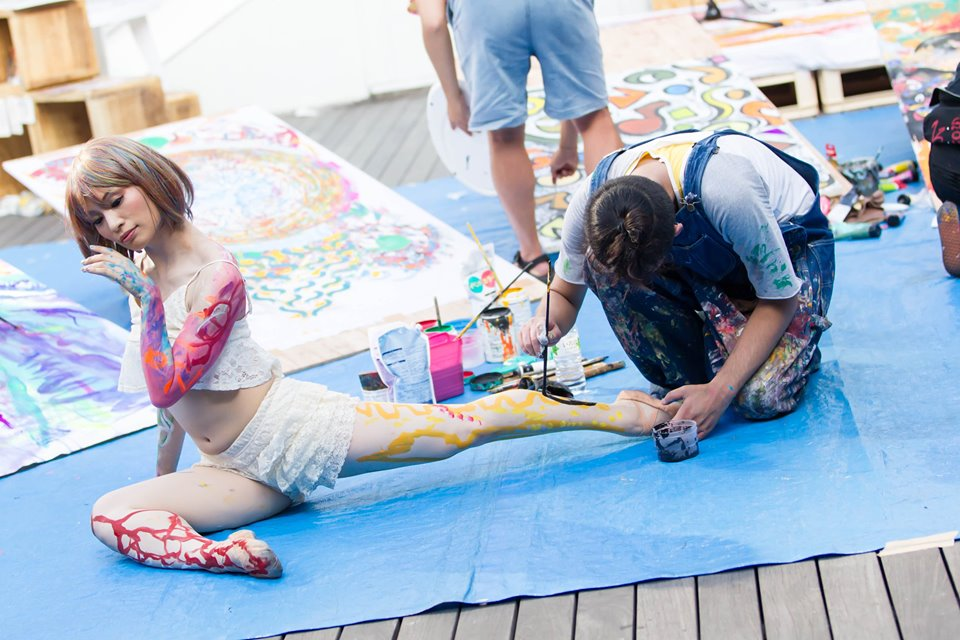 JAPAN LIVEART MEETING
