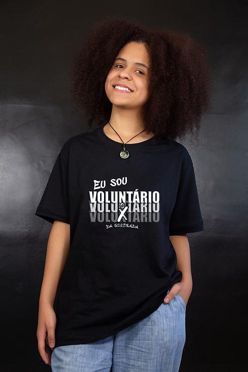 Camiseta Sou Voluntário