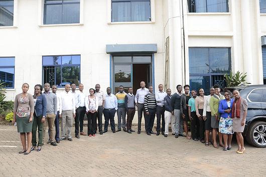 RiverCross dedicated team