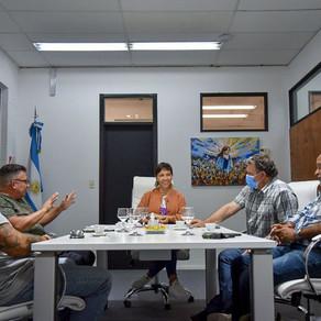 Nos reunimos con Pepe Valdez, presidente del Centro de Veteranos de Malvinas de Quilmes
