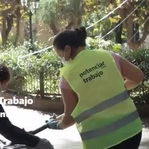 A través del programa #PotenciarTrabajoQuilmes promovemos la inclusión social