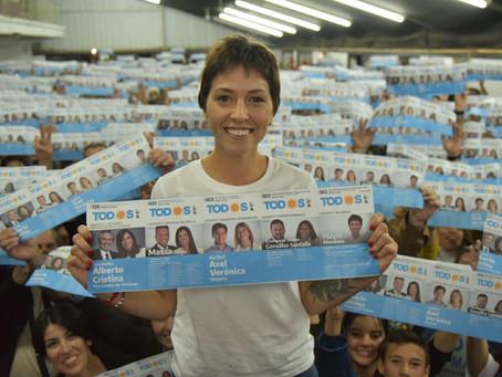 Compartimos un encuentro con los vecinos y compañeros que cuidarán los votos de Todos Quilmes