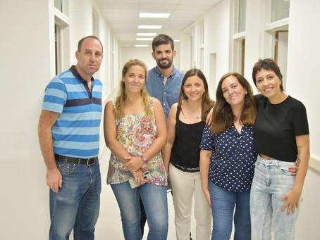 Visitamos el Centro Atención Primaria de la Salud de Villa La Florida