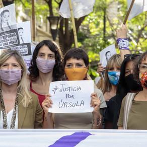 ¡Volvimos a las calles para pedir justicia por Úrsula!