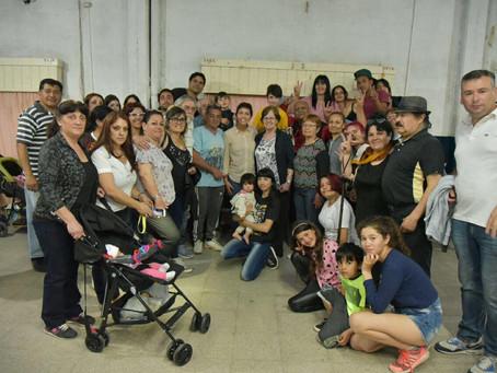 Visitamos la Sociedad de Fomento 20 de Junio de Ezpeleta