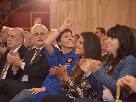 Participamos de la inauguración del Aula Magna de la UNQ al cumplirse sus 30 aniversario