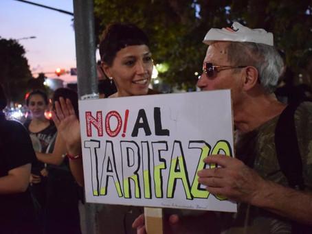 #Ruidazo #NoALosTarifazos