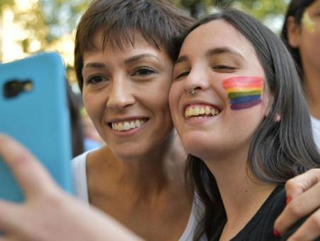 Participé de la 4ta Marcha del Orgullo #Quilmes
