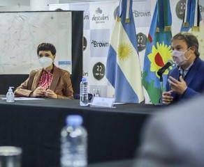 Participamos de un encuentro con el Comité de Cuenca Hídrica Arroyo San Francisco - Las Piedras