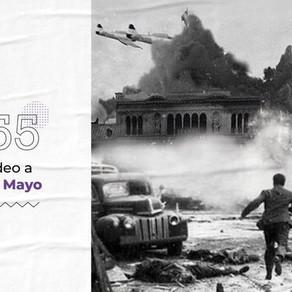 Hace 66 años se desató el Bombardeo a Plaza de Mayo