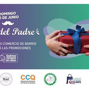 ¡En este Día del Padre, #CompráLocal!