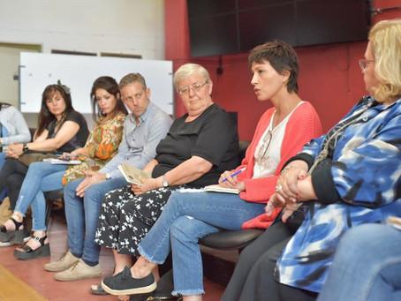 Participé de la última reunión del año del Consejo Local de Promoción y Protección de Derechos
