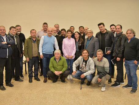 Nos reunimos con el Consejo de Pastores de Quilmes