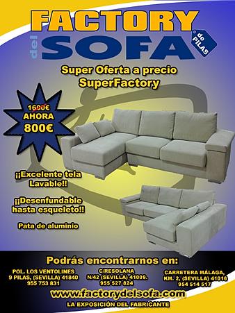 Factory del sofa su tienda de sofa sevilla nuestras - Factory del sofa sevilla ...