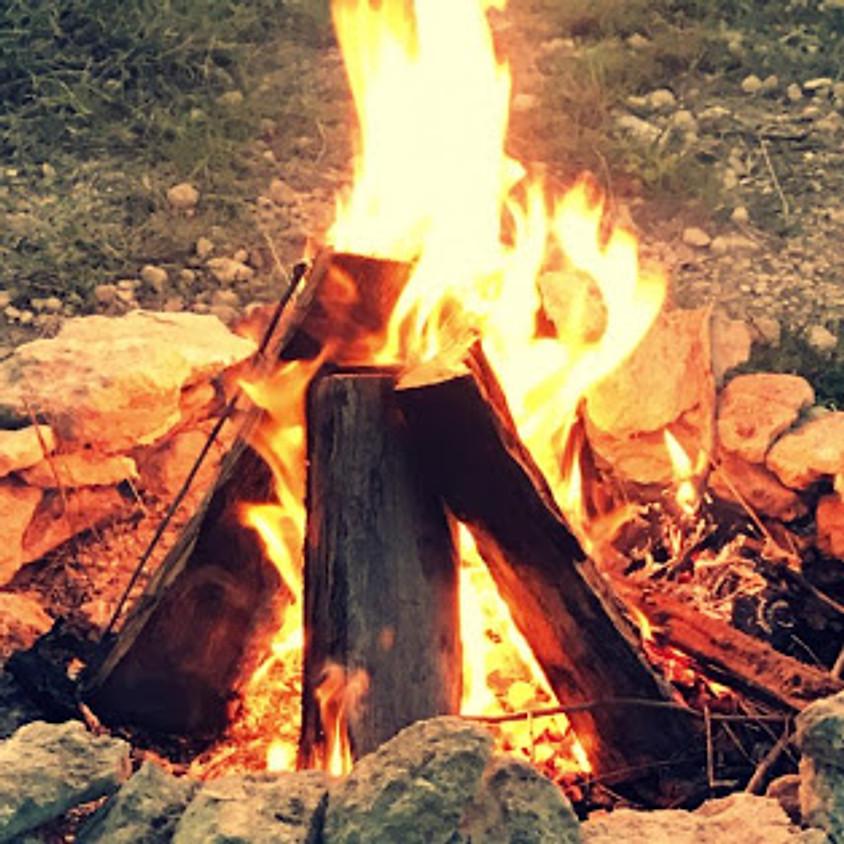 Campfire Meditation