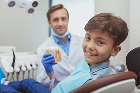 pediatric root canal in the denal zone c
