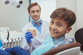 root canal treatment for children in the denal zone clinic in dubai by top dentist