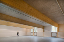Neubau Clubhaus SV Nettelnburg-Allermöhe Hamburg