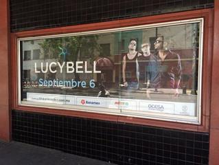 Lucybell en México