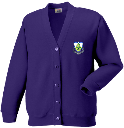Cedar Lodge School Cardigan