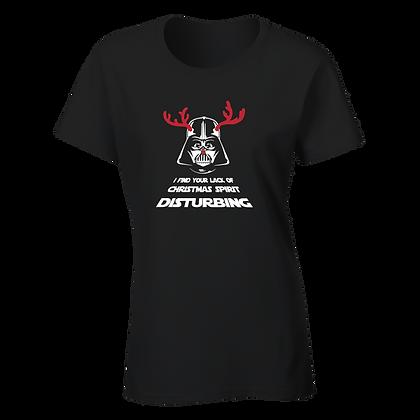 Darth Christmas Women's T-Shirt