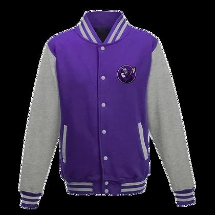 Barbarian Unisex Varsity Jacket